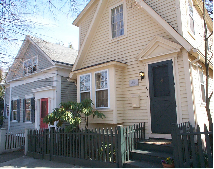 About historic homes in providence rhode island for Home builders in ri